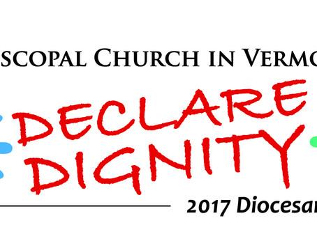 Vermont Diocese Announces 2017 Convention Theme
