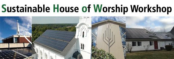Sustainable House of Worship Workshop