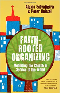 """September 15-16 """"Faith-Rooted Organizing with Alexia Salvatierra"""""""