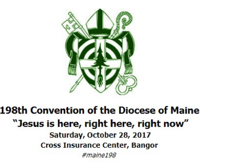 Snapshot of ME, WMA and NH Diocesan Conventions