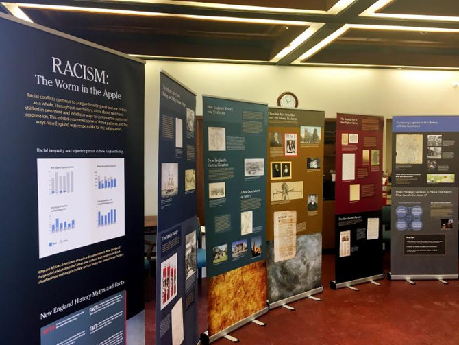 Traveling Display from RI Center for Reconciliation Now Available for Parish and Diocesan Events