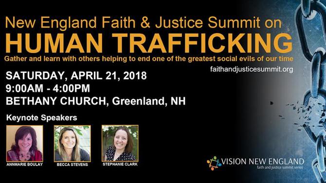 Summit on Human Trafficking
