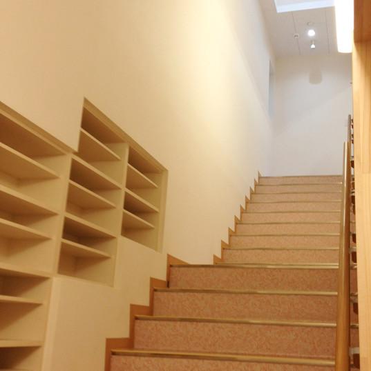 階段(1~2階)