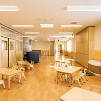 幼児保育室(5歳児からこでまり広場へ開放)