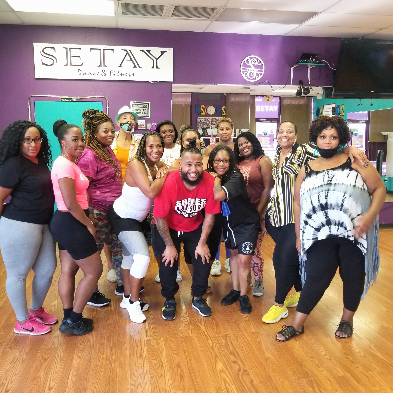 Saturday Line Dancing Group