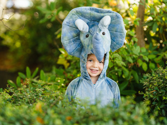Pretend Play: How 'Dress-Up' can help with Children's Development