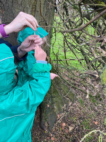 Castlethorpe Forest School Outdoor Environment