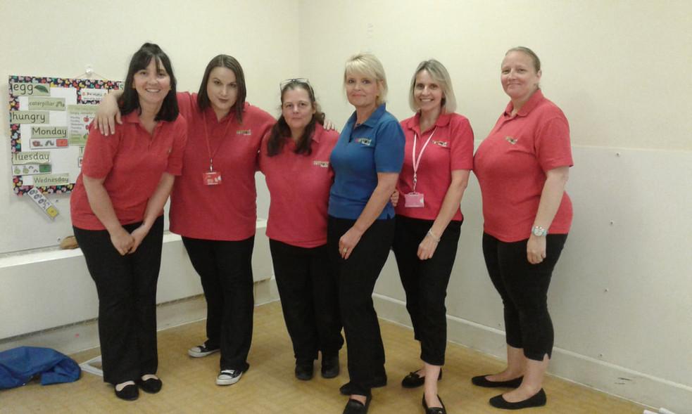 Westcroft Staff photo
