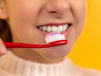 Teeth brushing for Children