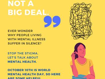 Ducklings Mental Health Awareness Campaign