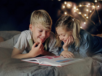Bedtime stories are a must-have night routine, here's why.