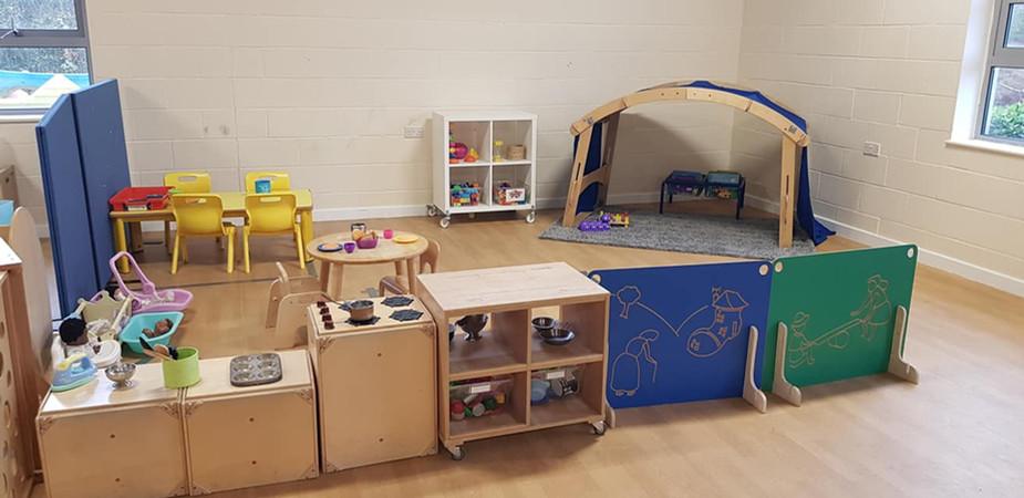 Monkston Park Classroom