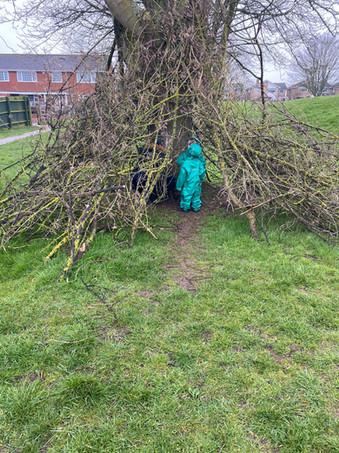 Castlethorpe Forest School Environment
