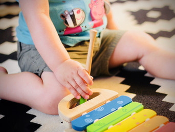 The importance of Music for Children in their Early Years