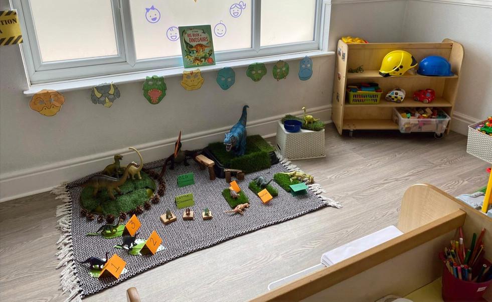 Blackley Interactive play area