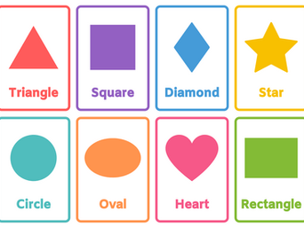 How To Learn and Explore Shapes at Home, Nursery, and Pre-School