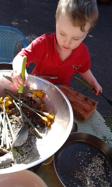 Westcroft Outdoor play