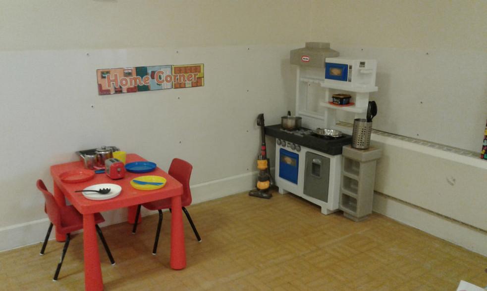 Westcroft Classroom