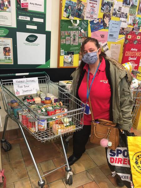 Westcroft Food Bank Fundraiser
