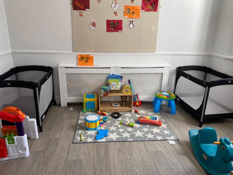 Blackley Babies Classroom