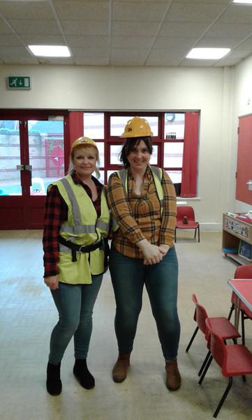 Westcroft Staff Halloween Celebrations