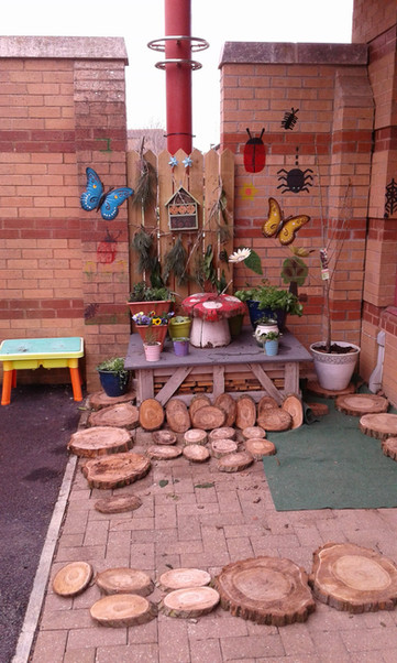 Westcroft Outdoor Nature Corner