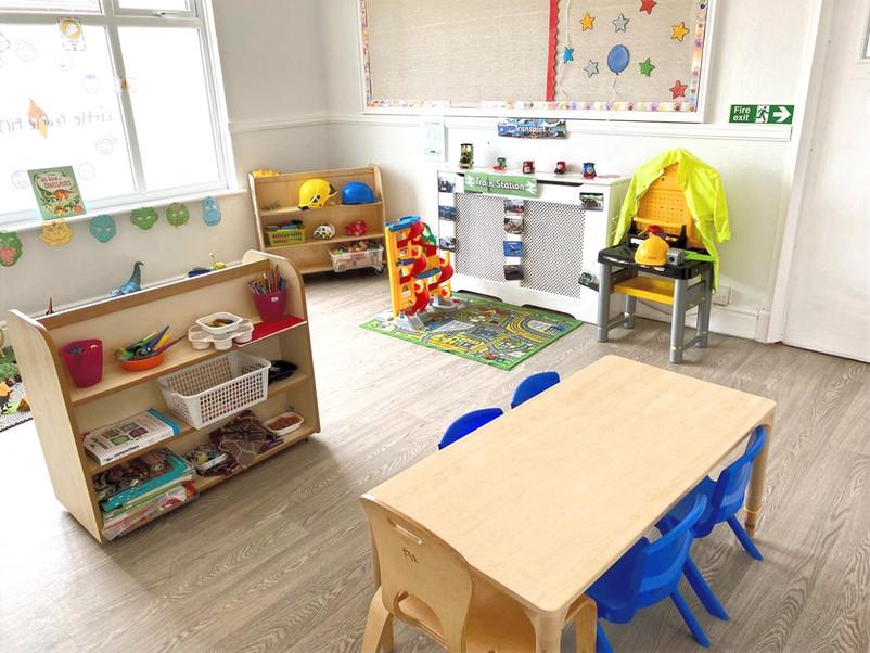 Blackley Classroom