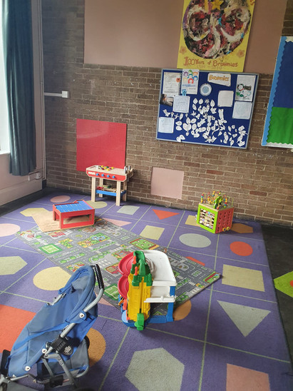 Olive Shapley Classroom