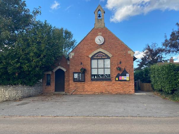 Castlethorpe Entrance