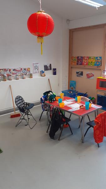 Springfield Classroom