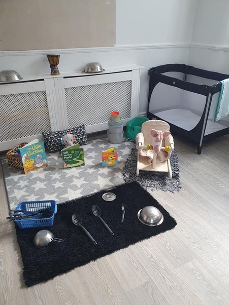 Blackley babies room