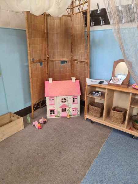 Monkston St Barts Classroom