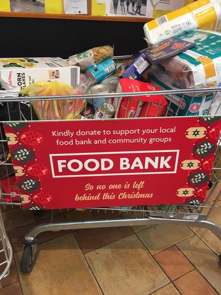 Westcroft Food Bank