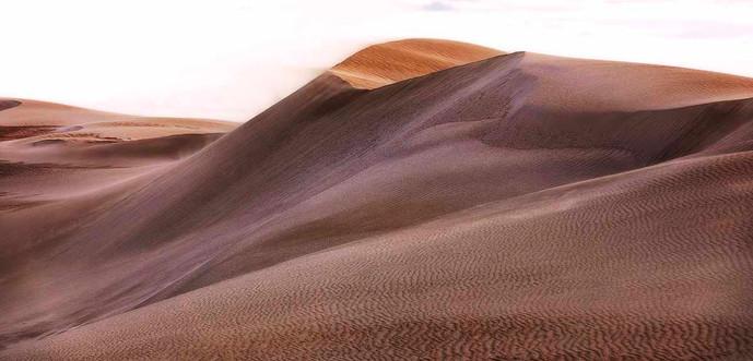 Wisps of Sand