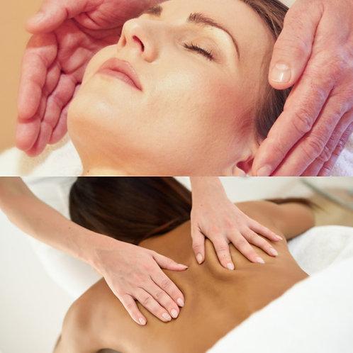 Swedish Relaxation Massage / Reiki