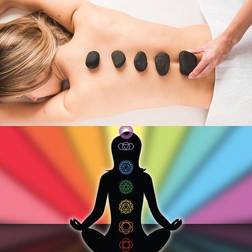 Hot Stone Massage / Chakra Balancing