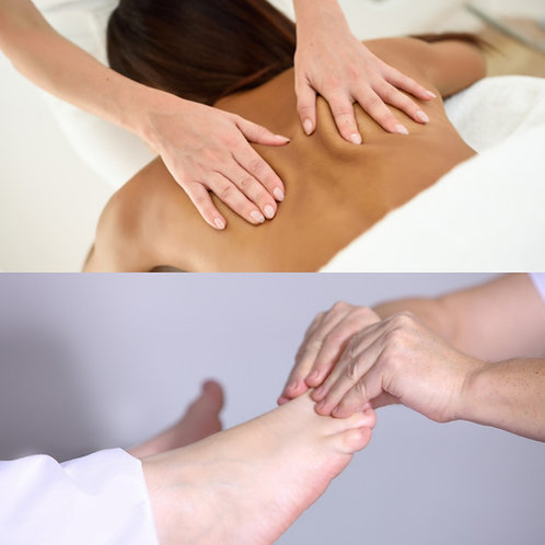 Swedish Relaxation Massage / Reflexology