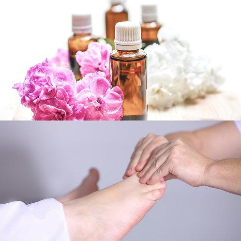 Aromatherapy / Reflexology
