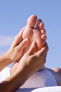 Corporate Onsite Foot Massage