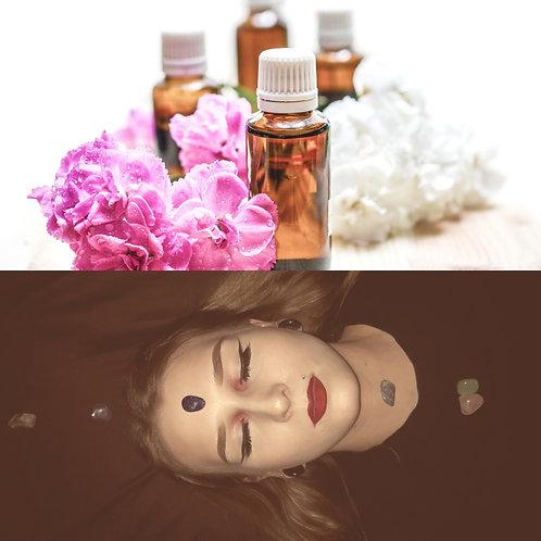 Aromatherapy / Crystal Reiki