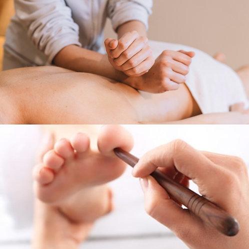 Lomi Lomi Massage / Thai Foot Massage