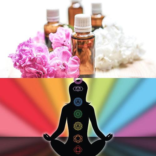 Aromatherapy / Chakra Balancing