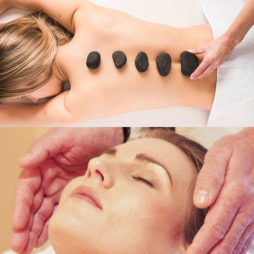 Hot Stone Massage / Reiki
