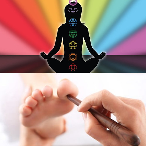 Chakra Balancing & Thai Foot Massage