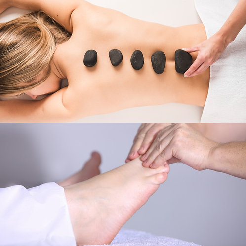 Hot Stone Massage / Reflexology