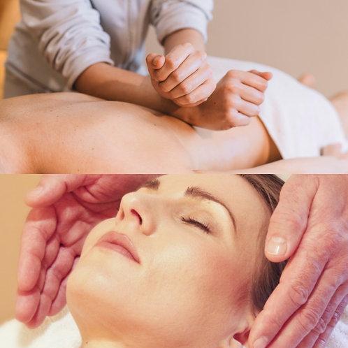 Lomi Lomi Massage / Reiki