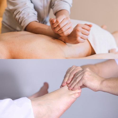 Lomi Lomi Massage / Reflexology