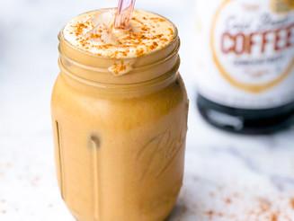 Starbucks Copycat, Iced Brown Sugar Oat Milk Shaken Espresso