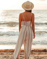 Beach Cover Up Jumpsuit