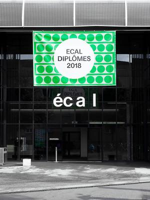 ECAL diploma 2018 - exhibition